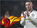 Sang Trung Quốc, Rooney sẽ hưởng lương gần 1 triệu bảng/tuần