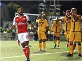 Wenger: 'Không ngờ Sutton hay đến vậy. Arsenal đã có thể bị loại nếu không chuẩn bị tốt'