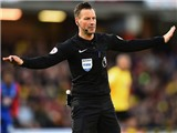 Trọng tài HOT nhất Premier League sẽ tiếp tục làm việc ở nước Anh