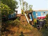 Đường sắt Thống Nhất đã được thông sau vụ tai nạn tại Thừa Thiên - Huế