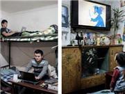 Một triệu người Trung Quốc đang sống trong hầm trú ẩn hạt nhân