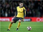 Lucas Perez bây giờ xứng danh là 'vua đá cúp' của Arsenal