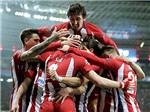 Leverkusen 2-4 Atletico: Gameiro tỏa sáng, Saul lập 'siêu phẩm', Atletico gần như đi tiếp