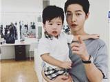 Song Joong Ki muốn làm cha?