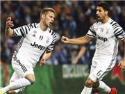 Porto 0-2 Juventus: Dự bị lập công, Juve đặt một chân vào Tứ kết Champions League