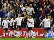 Valencia 2-1 Real Madrid: Siêu phẩm của Zaza nhấn chìm Real. Barca chỉ còn kém 1 điểm
