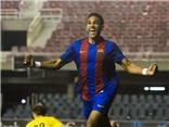 NGOẠN MỤC: Tài năng trẻ Barca solo ghi bàn không kém gì Messi
