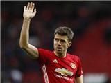 Michael Carrick xứng đáng với một bản hợp đồng mới tại Man United