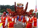 Giỗ tổ Hùng Vương 2017 diễn ra trong 6 ngày