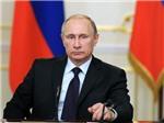 Tổng thống V.Putin: Gần 9000 người Nga và các nước SNG đứng trong hàng ngũ khủng bố ở Syria