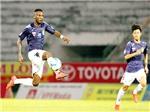 Hà Nội FC-B.Bình Dương: Tướng Nghiêm kỳ vọng vào 'sát thủ' Samson