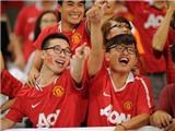 Man United soán ngôi Bayern, trở thành đội bóng nổi tiếng nhất ở Trung Quốc