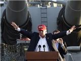 Trump tăng cường sức mạnh quân sự 'lớn nhất trong lịch sử nước Mỹ'