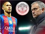 Rộ tin đồn Mourinho muốn đưa Neymar về Man United trong Hè 2017