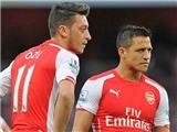 Sếp Arsenal cảnh báo Oezil và Sanchez về chuyện hợp đồng mới