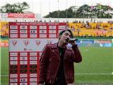 Sơn Tùng MTP mang vận may về cho đội bóng của Công Vinh