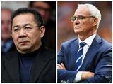 SỐC: Chủ tịch Leicester khoe việc sa thải Ranieri trong một cửa hàng rượu