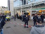 Tấn công bằng xe hơi ở Đức, thủ phạm bị cảnh sát bắn trọng thương