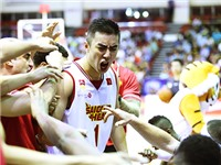 Saigon Heat thắng kịch tính Alab Pilipinas vào phút chót