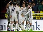 Villarreal 2-3 Real Madrid: Real thắng ngược đầy tranh cãi, tiếp tục dẫn đầu La Liga