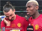 Ibra 'chọc quê' Pogba: 'Man United đã mua tôi? Họ chỉ bỏ tiền mua cậu thôi'