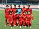 Đội tuyển nữ QG có cơ hội tốt để dự giải VĐ châu Á 2018