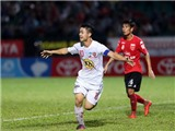 Vòng 7 V-League: Công Phượng hồi sinh, HAGL vào TOP 5