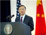 Tổng thống Mỹ tiếp Ủy viên Quốc vụ Trung Quốc