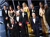 Hậu trường sân khấu Oscar khi trao nhầm giải Phim hay nhất?