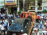 Hàng loạt xế hộp bị Phó Chủ tịch quận 1 Đoàn Ngọc Hải lệnh kéo về phường