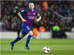 Iniesta, anh ở đâu khi Barca cần?