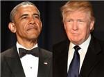 VIDEO: Tổng thống Trump tuyên bố bị ông Obama đứng sau 'phá đám'