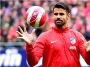 Diego Costa ghi bàn ngay trận 'ra mắt' Atletico: Chỉ Calderon là nhà!
