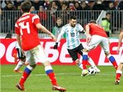 Thắng Nga chỉ 1-0, Argentina vẫn sợ hãi trước cầu môn