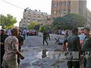 IS đánh bom liều chết tại Deir Ezzor, ít nhất 75 người chết