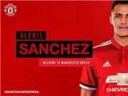 TRỰC TIẾP Sanchez gia nhập M.U: Mourinho xác nhận, Guardiola chúc mừng