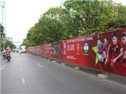 Chung kết U23 Việt Nam - U23 Uzbekistan: Phố đi bộ Nguyễn Huệ sẵn sàng đón hàng vạn người