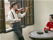 Cháu ngoại tài tử Ngọc Bảo, MC Mỹ Vân hát 'Tình nghệ sỹ' nhân ngày valentine