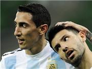 Sergio Aguero đột ngột ngất xỉu trong trận Argentina thua Nigeria